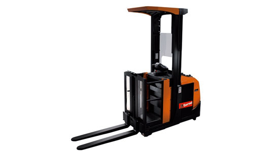 Forklifts for indoor use Order Pickers