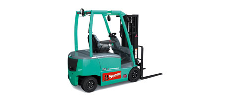 Electric Front-loading Forklifts