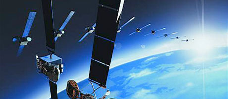 Management and Tracking of fleets via satellite
