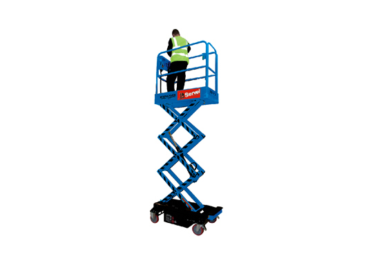 Aerial work platforms for people